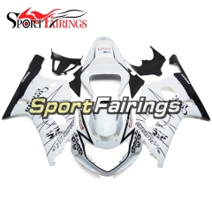 Fairing Kit Fit For Suzuki GSXR600 750 2000 - 2003 -Gloss White