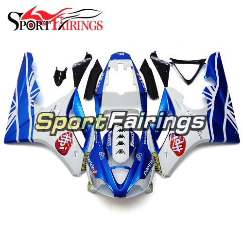 Fairing Kit Fit For Daytona675 2006 - 2008 -White Blue