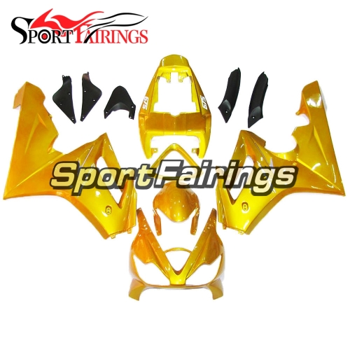Fairing Kit Fit For Daytona675 2006 - 2008 -Gloss Gold