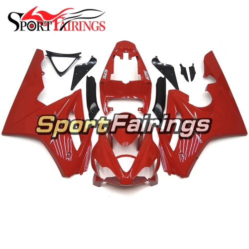 Fairing Kit Fit For Daytona675 2006 - 2008 -Pearl Red