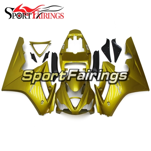 Fairing Kit Fit For Daytona675 2006 - 2008 -Flat Gold