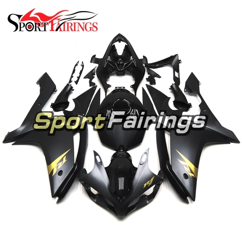 Fairing Kit Fit For Yamaha YZF R1 2007 2008 - Black