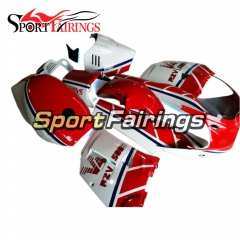 Fairing Kit Fit For Yamaha RZV500 1985 - Red White