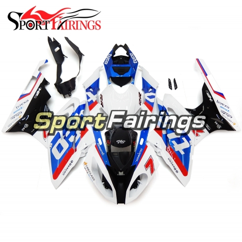 Fairing Kit Fit For BMW S1000RR 2015 2016 - Blue Red White