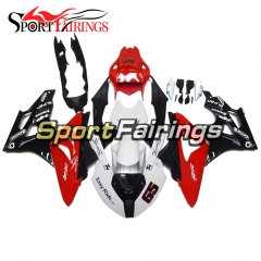 Fairing Kit Fit For BMW S1000RR 2011 - 2014 - 3asy Ride 65 Red Black