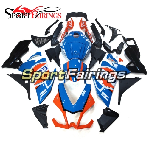 Fairing Kit Fit For Aprilia RS125 RS4 125 2012 - 2014 - GULF Blue Black