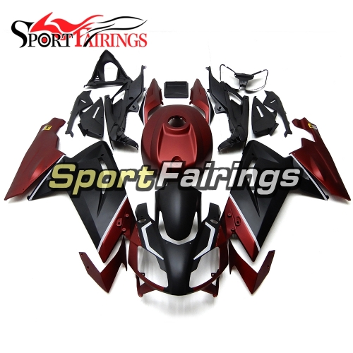 Fairing Kit Fit For Aprilia RS125 RS4 125 2006 - 2011 - Red Black
