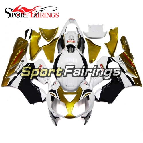 Fairing Kit Fit For Kawasaki ZX12R 2002 - 2006 -White Gold