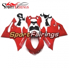 Fairing Kit Fit For Ducati 899/1199 2012 - 2013 - Gloss Red