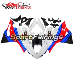 Fairing Kit Fit For Ducati 899/1199 2012 - 2013 - White Red Blue