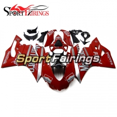Fairing Kit Fit For Ducati 899/1199 2012 - 2013 - Red