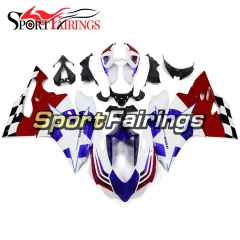 Fairing Kit Fit For Ducati 899/1199 2012 - 2013 - White Red Purple