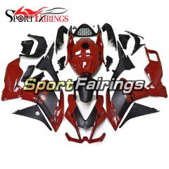 Fairing Kit Fit For Aprilia RS125 RS4 125 2012 - 2014 - Red Grey