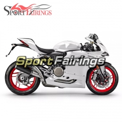 Fairing Kit Fit For Ducati 959 2017 - White