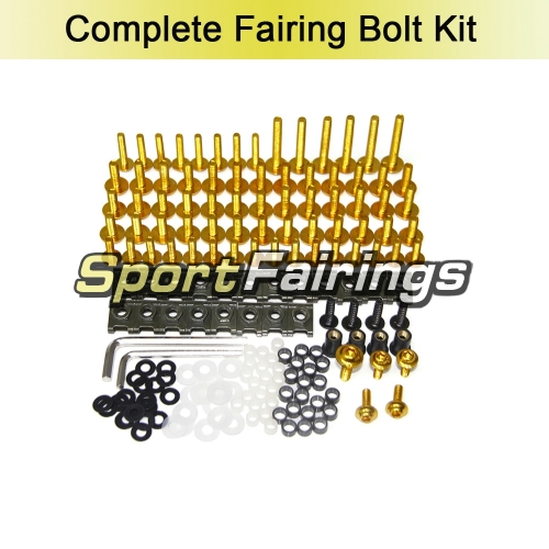 Fairing Bolt Kits Screws for Suzuki