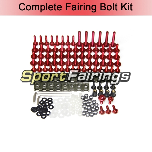 Fairing Bolt Kits Screws for Kawasaki