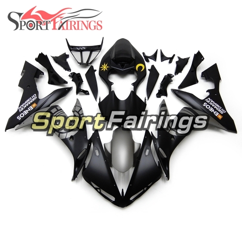 Fairing Kit Fit For Yamaha YZF R1 2004 - 2006 - Grey Black