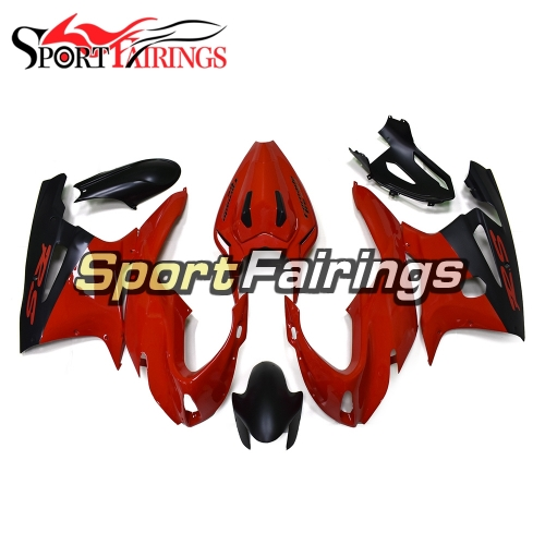 Fairing Kit Fit For Benelli Tre 1130 tornado 2008 - 2011 - Red Black