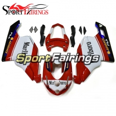 Fairing Kit Fit For Ducati 999/749 2003 - 2004 - White Red