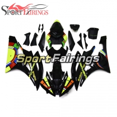 Fairing Kit Fit For Yamaha YZF R6 2006 2007 - Yellow Black