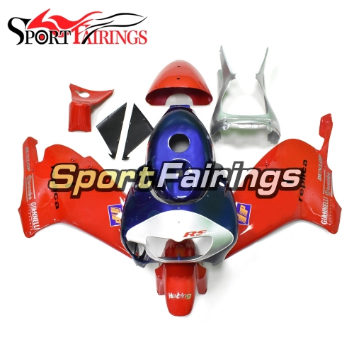 Fairing Kit Fit For Aprilia RS250 1998 - 2002 - Red Blue