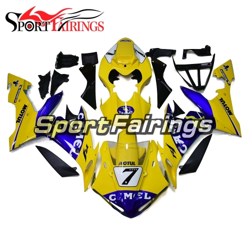 Fairing Kit Fit For Yamaha YZF R1 2004 - 2006 - Blue Yellow