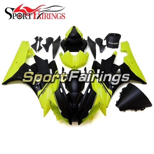 Fairing Kit Fit For Yamaha YZF R6 2006 2007 - None Yellow