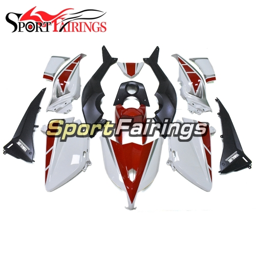 Fairing Kit Fit For Yamaha TMAX530 2012 - 2014 - Red White