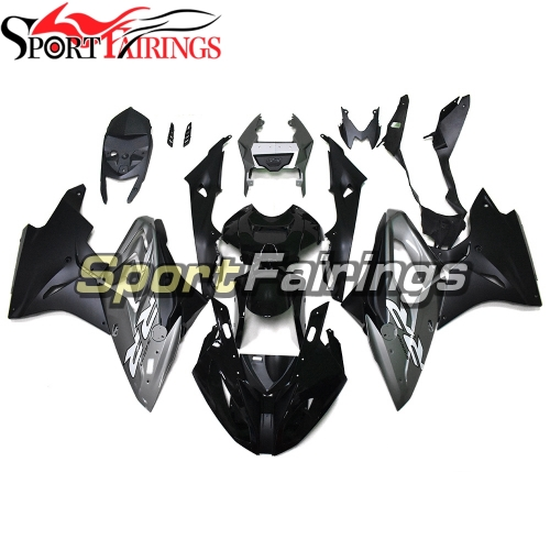 Fairing Kit Fit For BMW S1000RR 2017 2018 - Silver Black