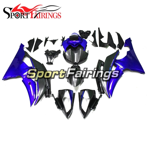 Fairing Kit Fit For Yamaha YZF R6 2008 - 2016 - Grey Blue