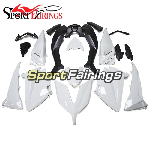 Fairing Kit Fit For Yamaha TMAX530 2015 - White Black