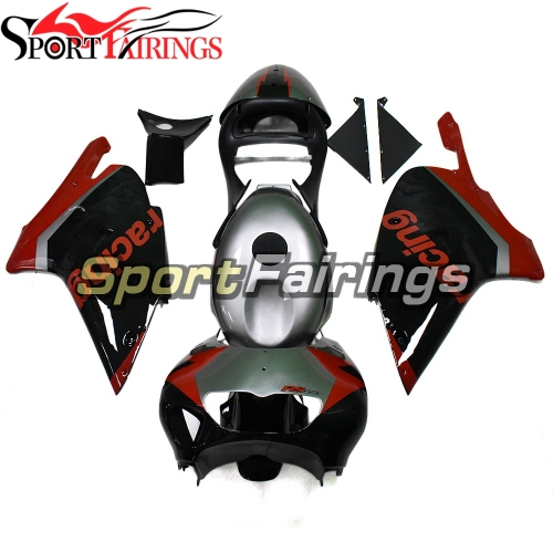 New Complete Fairing Kit Fit For Aprilia RS250 1998 - 2002 - Racing Red Grey Black