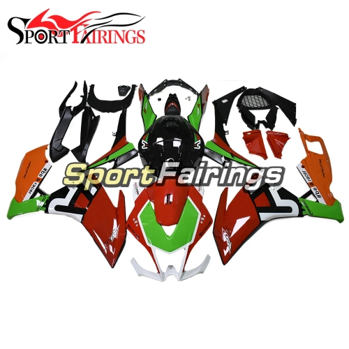 Complete Fairing Kit Fit For Aprilia RS125 RS4 125 2012 - 2014 - Green Red Black Orange