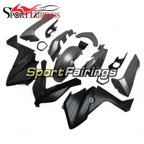 Fairing Kit Fit For Yamaha XMAX250/400 2013 - 2016-Matte Black