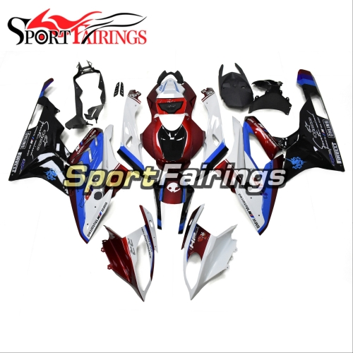 Fairing Kit Fit For BMW S1000RR 2015 2016 - Candy Red White Black