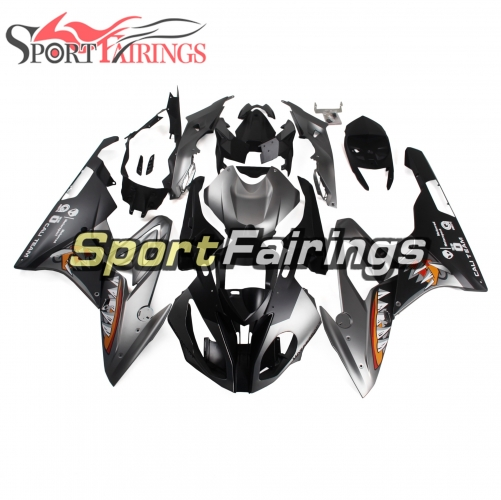 Fairing Kit Fit For BMW S1000RR 2015 2016 - Silver Black Shark Attack