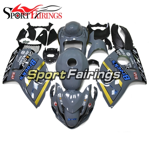 Fairing Kit Fit For Suzuki GSXR1300 Hayabusa 2008 - 2016 -Gloss Pigeon Blue