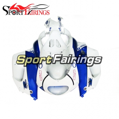Fairing Kit Fit For Suzuki RGV250 VJ23 1995 - 1998 - White Blue