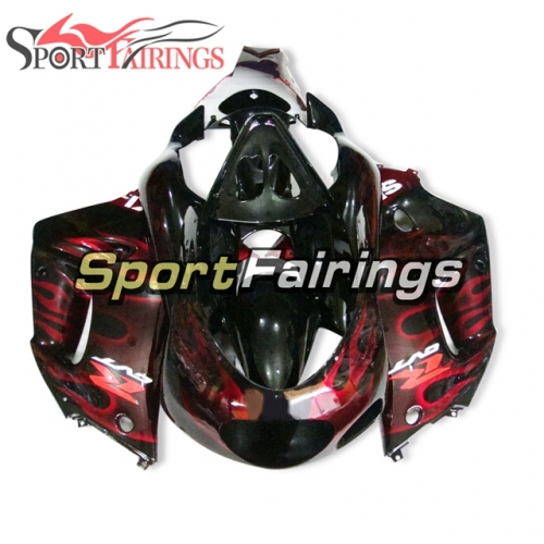Fairing Kit Fit For Suzuki RGV250 VJ23 1995 - 1998 - Candy Pink Black