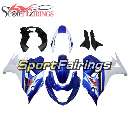 Fairing Kit Fit For Suzuki GSX650F Katana 2008 - 2013 - Blue White