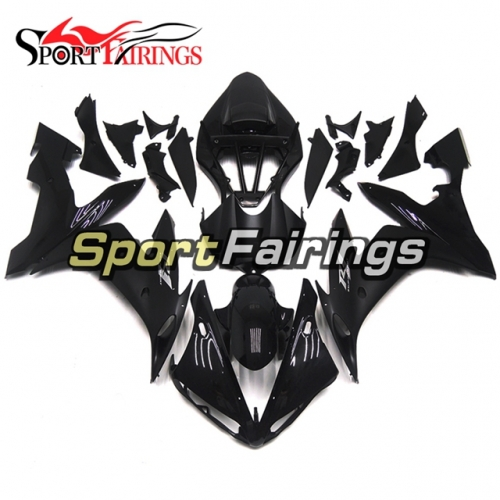 Fairing Kit Fit For Yamaha YZF R1 2004 - 2006 - Matte Black and Gloss Black