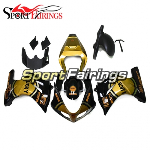 Fairing Kit Fit For Suzuki SV650 1000  2003 - 2013 - Gold Black