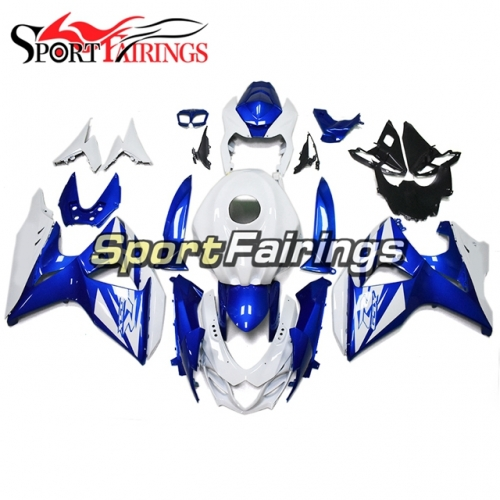 Fairing Kit Fit For Suzuki GSXR1000 K9 2009 - 2016 - Blue White