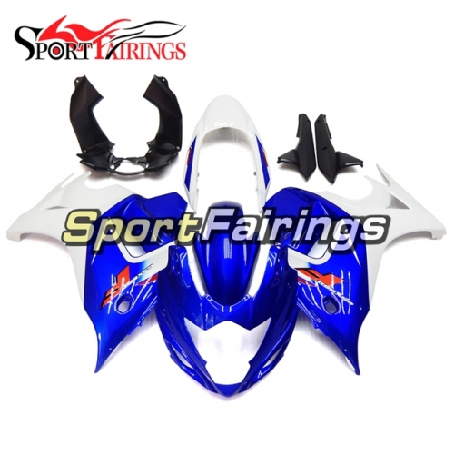 Fairing Kit Fit For Suzuki GSX650F Katana 2008 - 2013 - Royal Blue White