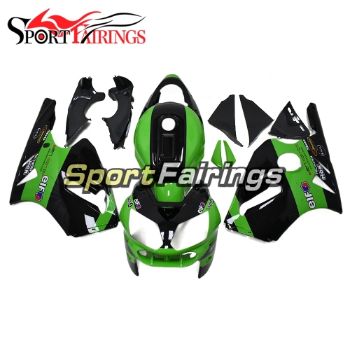 Full Fairing Kit Fit For Kawasaki ZX12R 2002 - 2006 - Gloss Green Black