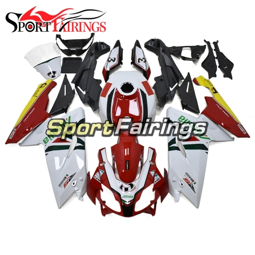 Full Fairing Kit Fit For Aprilia RS125 RS4 125 2006 - 2011 - White Red Black Yellow