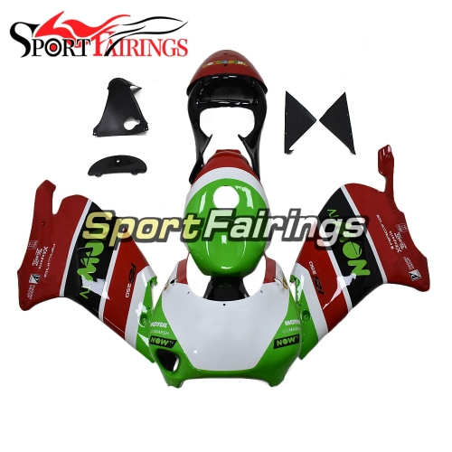 Full Fairing Kit Fit For Aprilia RS250 1998 - 2002 - Red Green Black