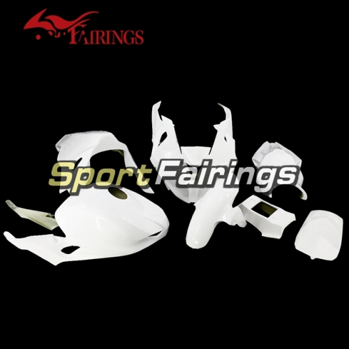 Unpainted Fiberglass Racing Fairing Kit Fit For BMW S1000RR 2015 - 2016