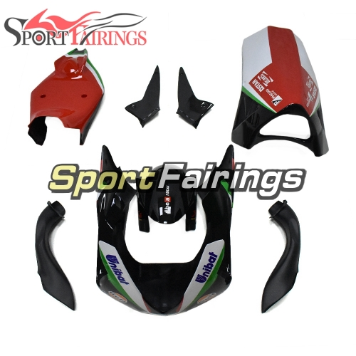 Firberglass Racing Fairings Fit For Aprilia RSV4 1000 2010 - 2015 - Black Red Green