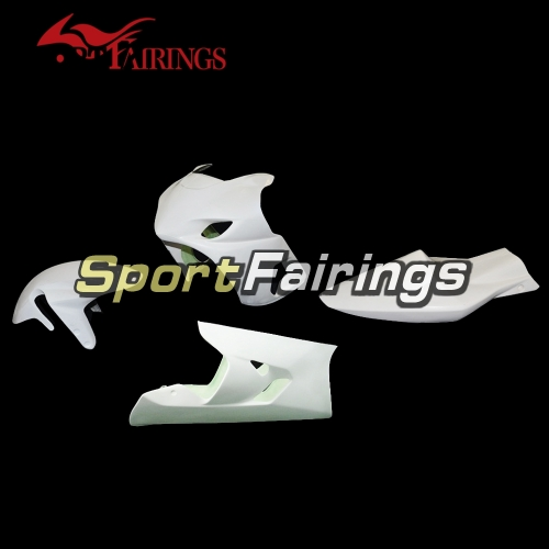 Unpainted Racing Fiberglass Fairing Kit Fit For Suzuki GSXR1000 K3 2003 2004